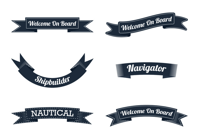 vintage vector torn template swirl shipbuilder shape seafarer scroll sailor roll ribbon retro ornate old object nautical nautica maritime marine manuscript lighthouse label isolated illustration history graphic element elegance design decorative decoration curve curled blue blank banner background ancient anchor