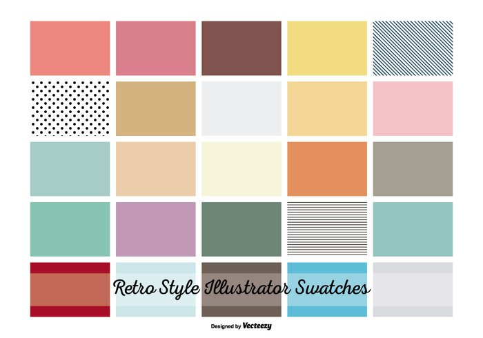 vintage vector swatches vector variation trendy Tone template swatches swatch style spectrum set selection Saturation Sample retro print press pattern pastel paper palette paint old Look illustrator swatches illustrator illustration hipster guide graphic glasses funky element drawing design decorative decoration creative cool coloring colorful color swatches color collection classic choice chart background attractive art abstract