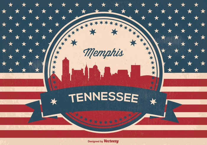 weathered vintage view USA United Triumph texture tennessee skyline tennessee symbol stripes states star Stain spotted skyline silhouette retro red white blue red Pride pattern Patriotism patriotic paper panorama old national memphis tennessee memphis skyline Memphis material honor history grunge Glory freedom flag famous Fame dirty design Damaged country city silhouette city canvas brown blue banner background antique ancient american flag american america