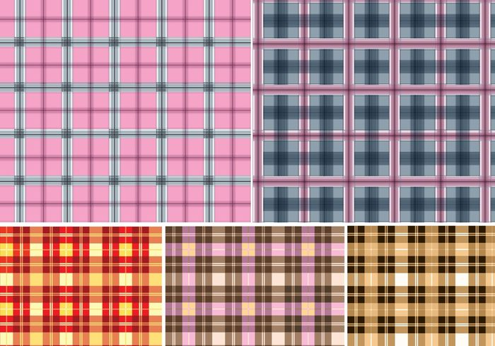 textured Textile tablecloth square shape seamless Repetition pattern cloth checkered