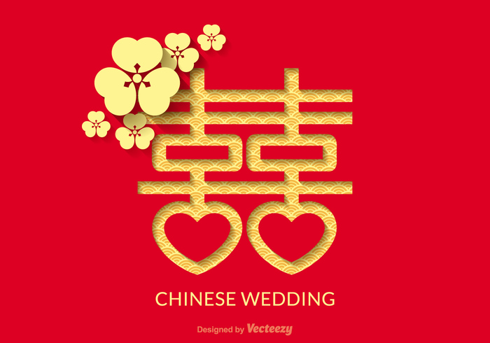 Free Chinese Wedding Vector Design 139351 Welovesolo