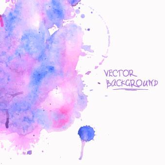 watercolor vectors