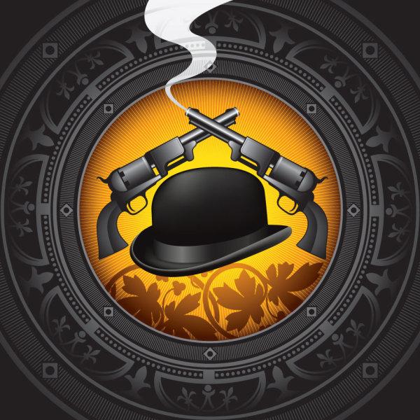 hat background
