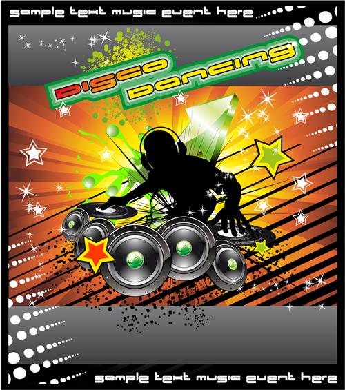 music elements element disco dance