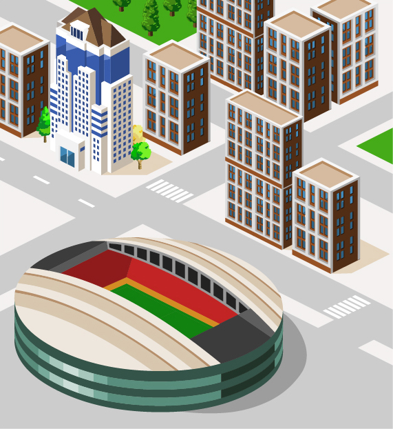 model city building city