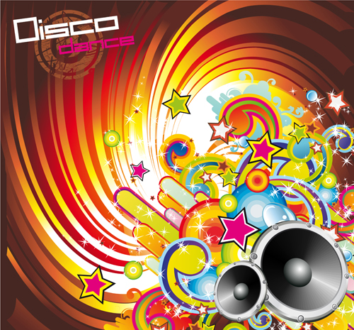 music elements element disco dance