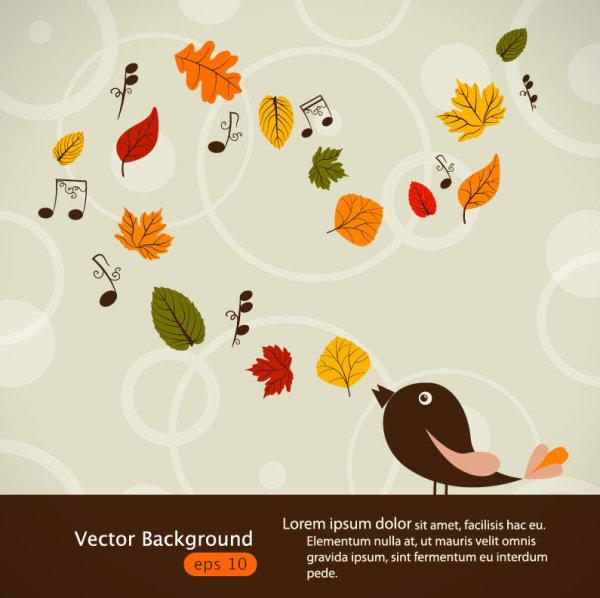 maple leaf hand drawn elements element