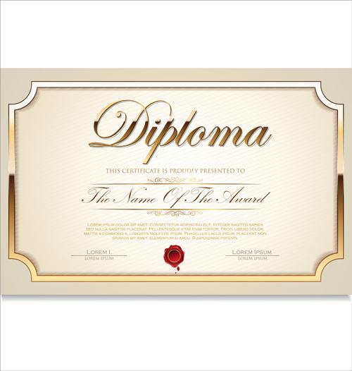 Vector Certificate Template 02 Welovesolo
