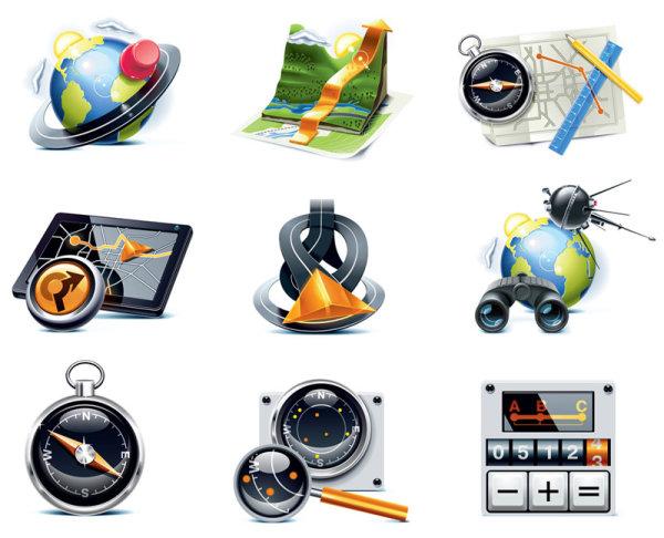 navigation icon icon
