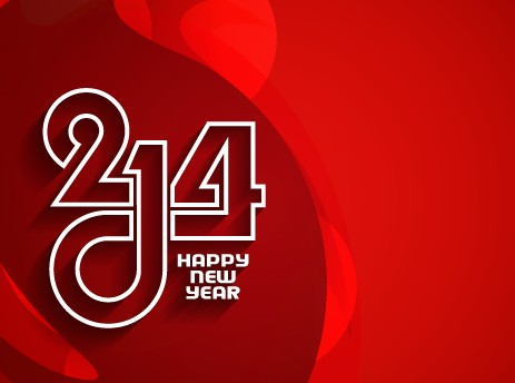Happy new year 2014 background creative design 03 welovesolo new year happy creative background voltagebd Image collections