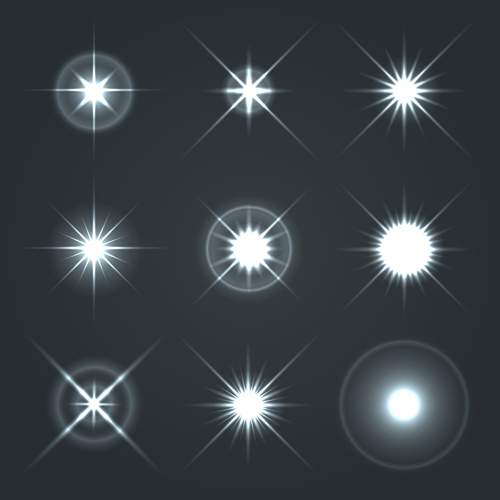 how to draw a shining star