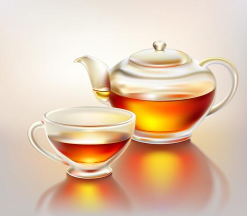 teapot tea cup