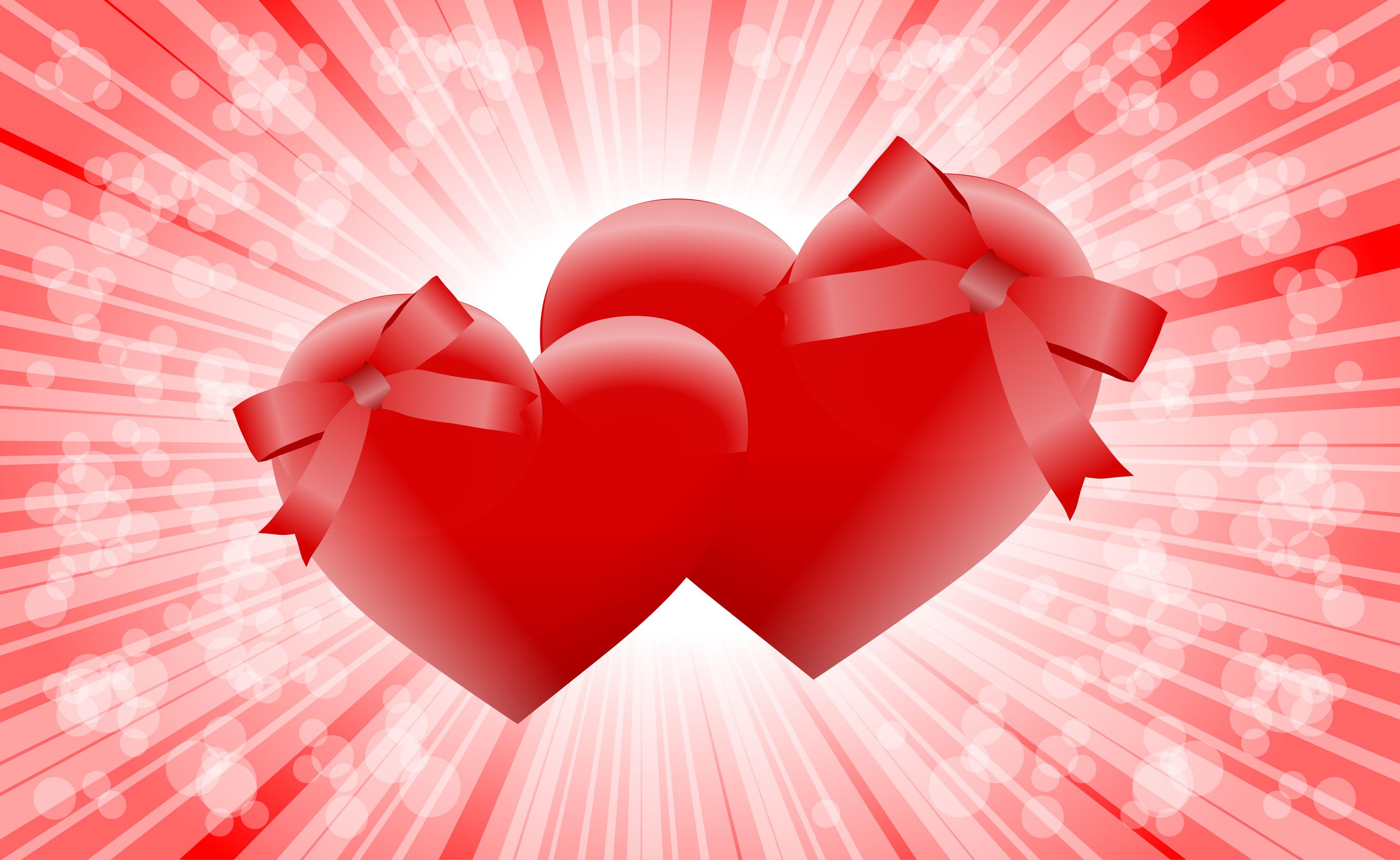 Elegant Valentine Background Graphic 03
