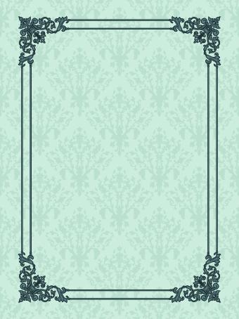 Vintage luxury frame design vector set 07 - WeLoveSoLo