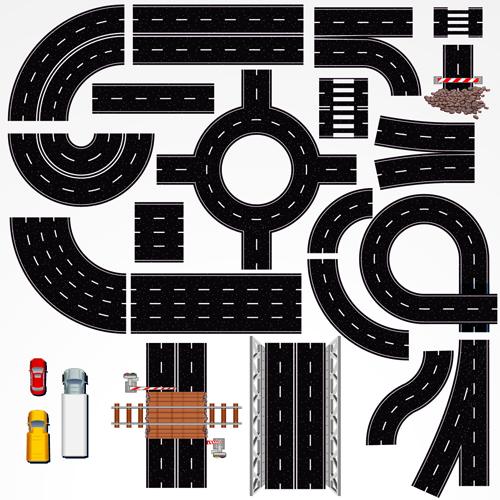 road elements element Design Elements creative