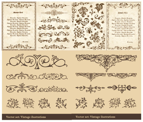 pattern classical