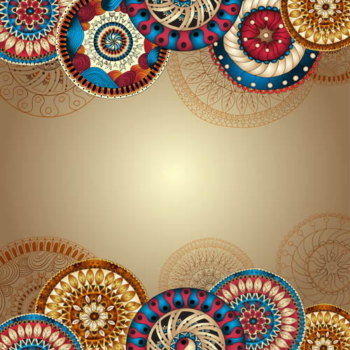styles pattern ethnic background