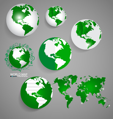Earth and world map vector design 08 welovesolo earth and world map vector design 08 gumiabroncs Choice Image