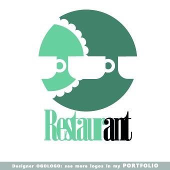 restaurant logo restaurant logos logo element Design Elements