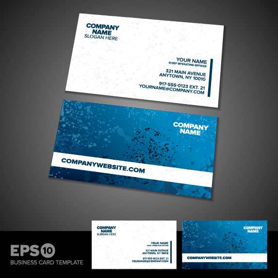 Business card templates vector 01 welovesolo vector template business card templates business reheart Images