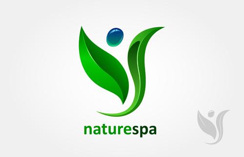 spa nature logo