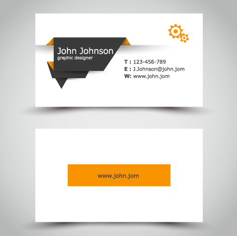 Yellow style business cards anyway surface template vector 05 yellow style business cards anyway surface template vector 05 reheart Gallery