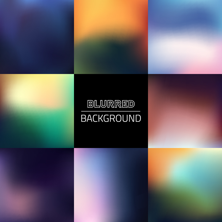 colorful blurred Backgrounds background