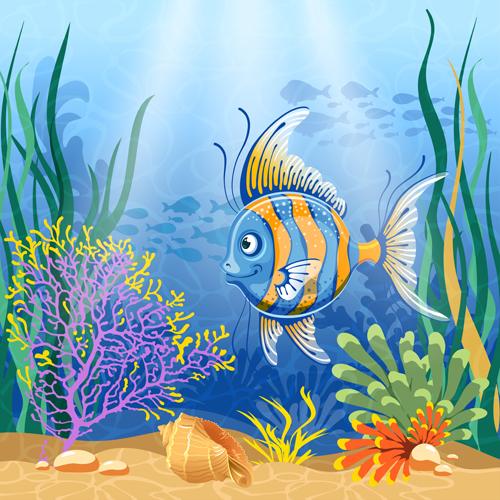 world underwater beautiful