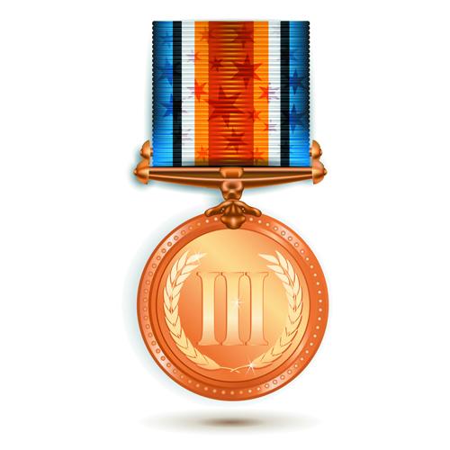 medal different award