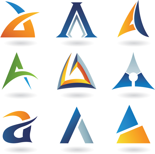 Different Creative Stylish Logo design vector 02 - WeLoveSoLo