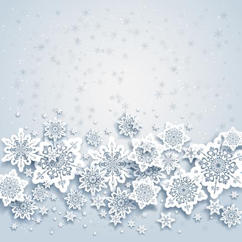 snowflakes snowflake christmas beautiful Backgrounds background