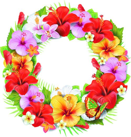 beautiful flowers vector   welovesolo, Beautiful flower