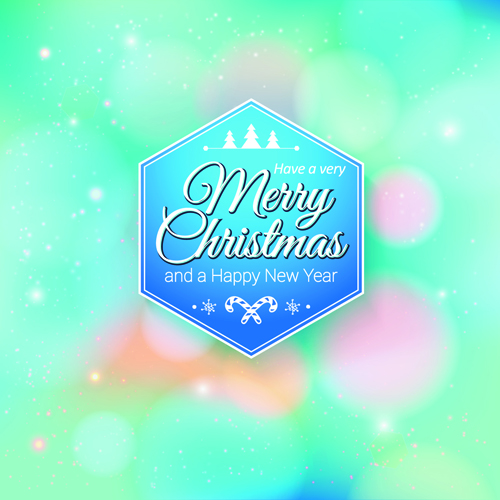 new year labels label christmas background