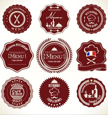 Vintage Style vintage quality label badge