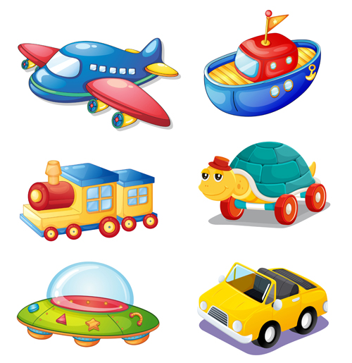 toys shiny illustration children