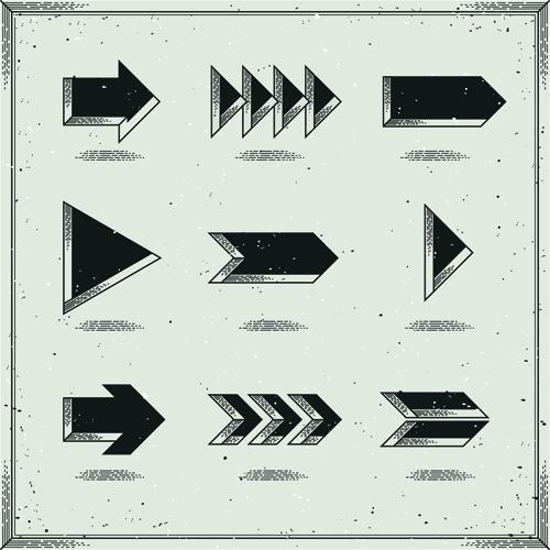 modern arrows