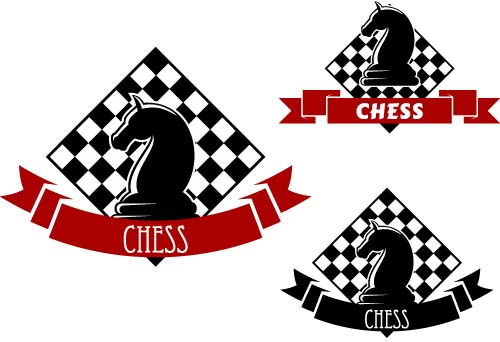 style labels chess black