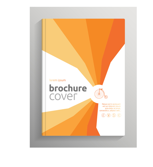 creative cover brochure book