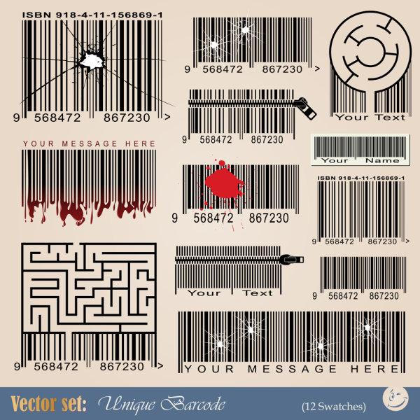 elements element design barcode