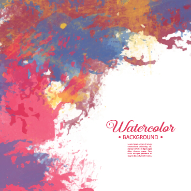 Vector grunge watercolor background art 02 welovesolo watercolor grunge background toneelgroepblik Image collections