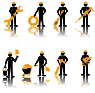worker service repair