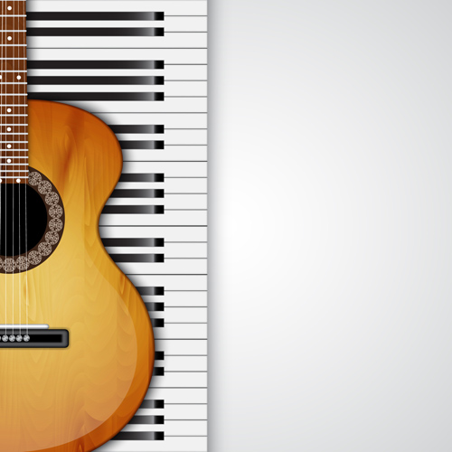 musical instruments musical modern instrument background