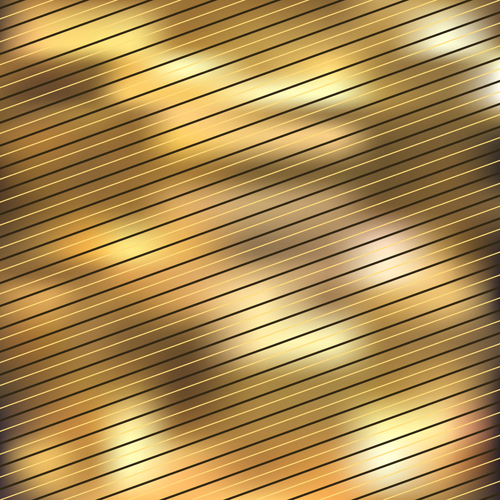 shiny material golden background