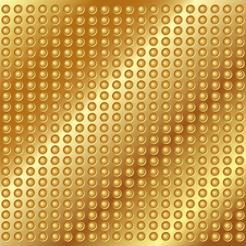 vector background shiny material golden background