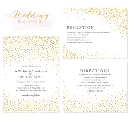 Elegant wedding invitations creative vector material 03 welovesolo elegant wedding invitations creative vector material 03 stopboris Images