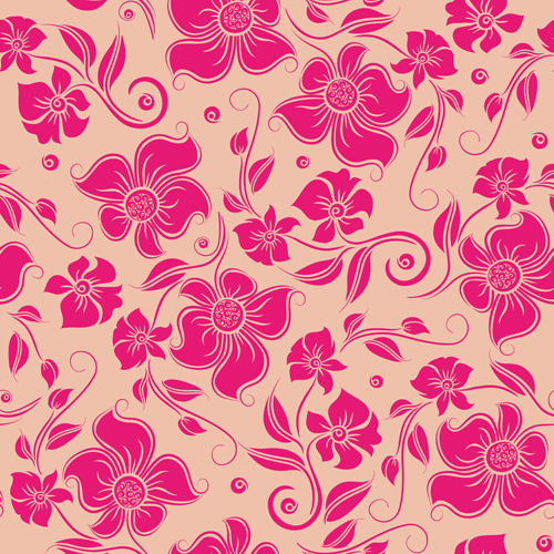 Wallpapers Seamless Pattern Paper Gentle