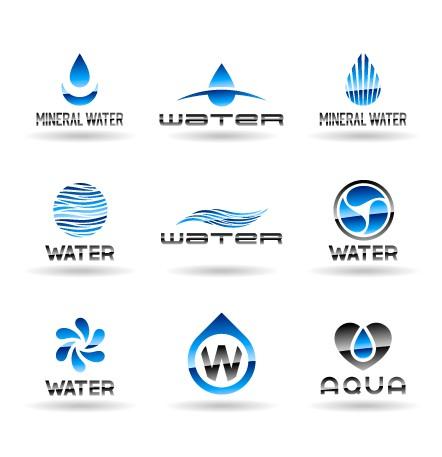 modern logos creative design vector set 07 - Modern Logos Design Ideas