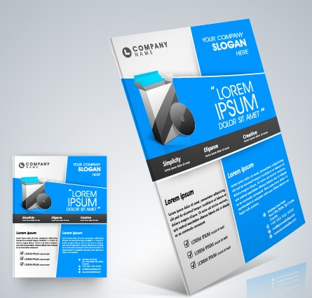 Stylish business flyer template design 05 welovesolo template stylish flyer business cheaphphosting