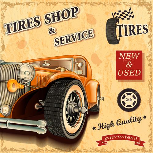 service repair poster
