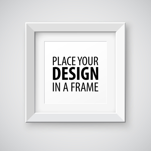 Modern photo frame creative vectors material 05 - WeLoveSoLo